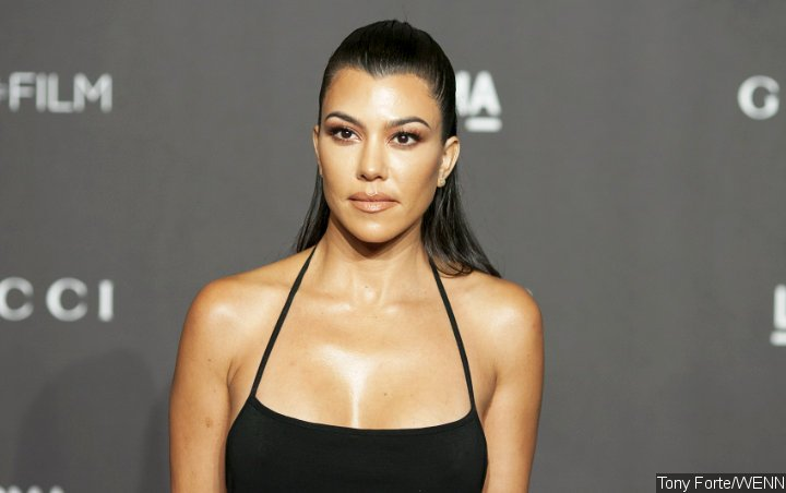 Here Is Kourtney Kardashian's Response When Asked If She's Expecting Fourth Child