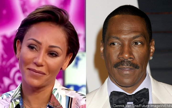 Mel B: Eddie Murphy was my 'great love'