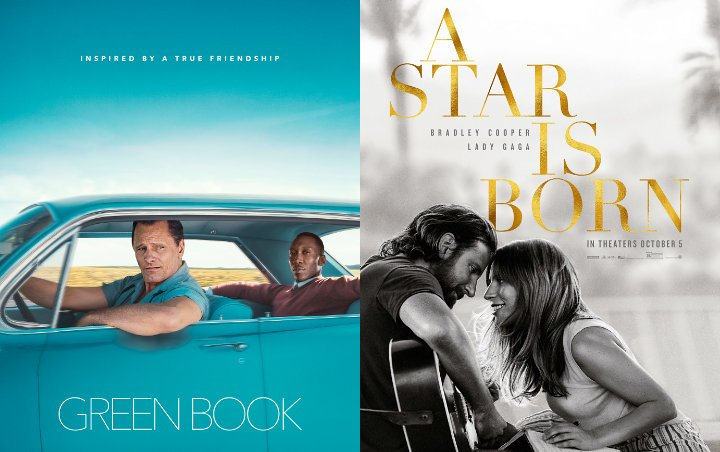 'Green Book' and 'A Star Is Born' Dominate 2018 National Board of Review