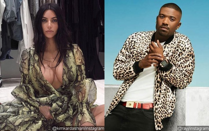 Video of Kim Kardashian and Ray J Simulating Oral Sex With Penis Pipe Surfaces