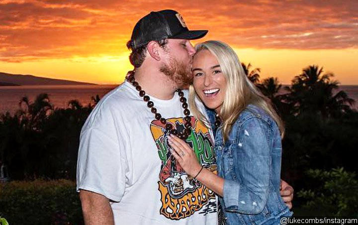 Engaged Luke Combs Hints At Kitchen Proposal