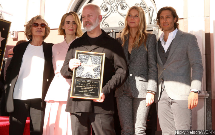Gwyneth Paltrow and More Support Ryan Murphy During Hollywood Walk of Fame Ceremony