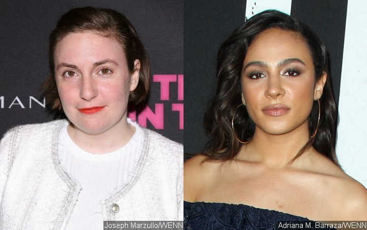 Lena Dunham Credits Aurora Perrineau for Making Her Better Feminist in Apologetic Essay