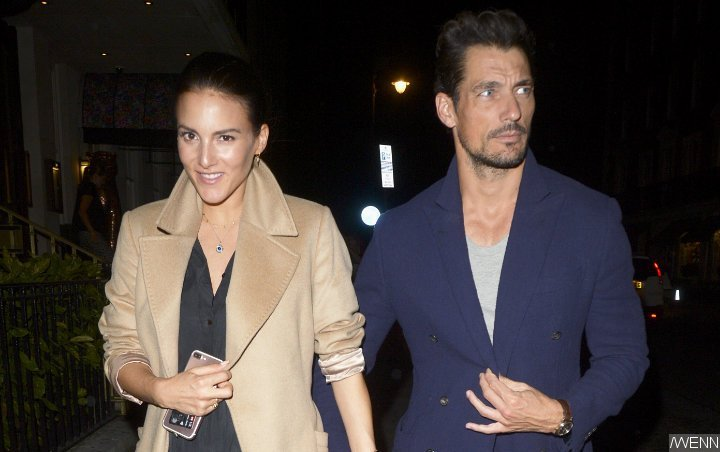 David Gandy Becomes First-Time Father to Baby Girl