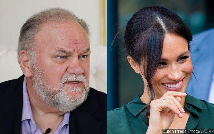 Meghan Markle's Dad Addresses Her Rumored Feud With Kate Middleton
