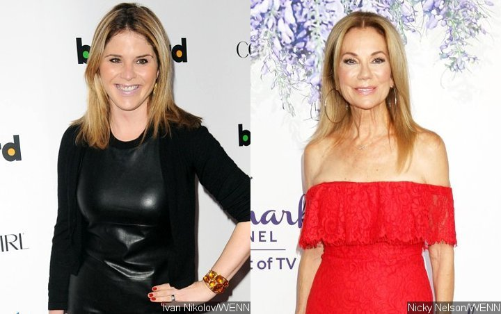 Jenna Bush Hager High Likely to Fill Kathie Lee Gifford's Void on 'Today'