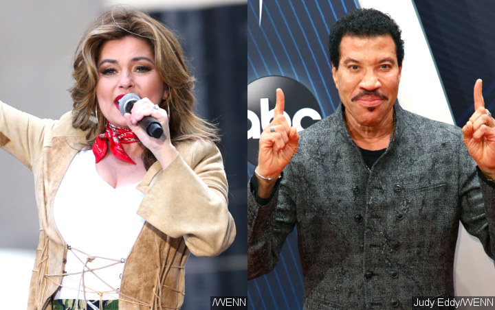 Shania Twain Credits Lionel Richie for Helping Her Overcome Vocal Cord Disorder