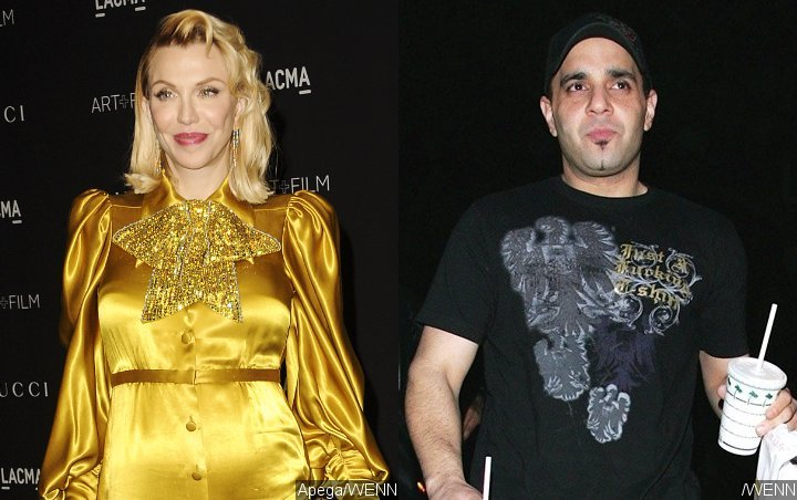 Courtney Love Gets 5-Year Permanent Restraining Order Against Sam Lutfi