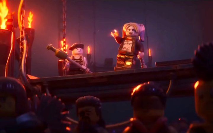 'The Lego Movie 2': Margot Robbie's Harley Quinn Arrives in New TV Spot