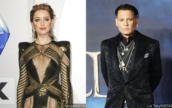 Amber Heard Claims 'Monster' Johnny Depp Threw Phone at Her Face So Hard in Leaked Deposition