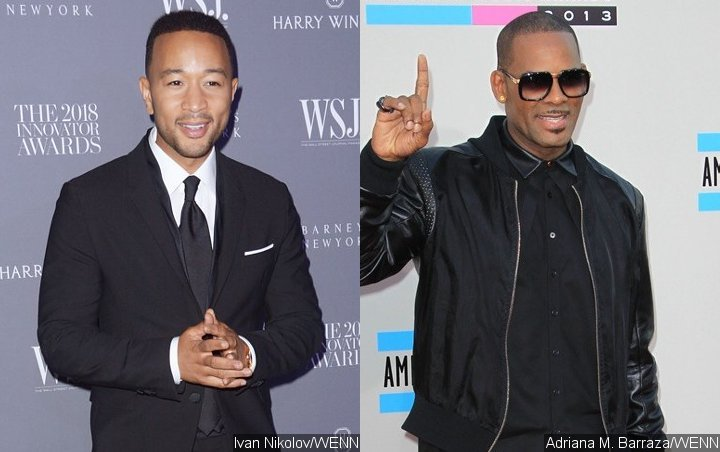 John Legend Calls R. Kelly 'Serial Child Rapist' Following Lifetime's Documentary Premiere