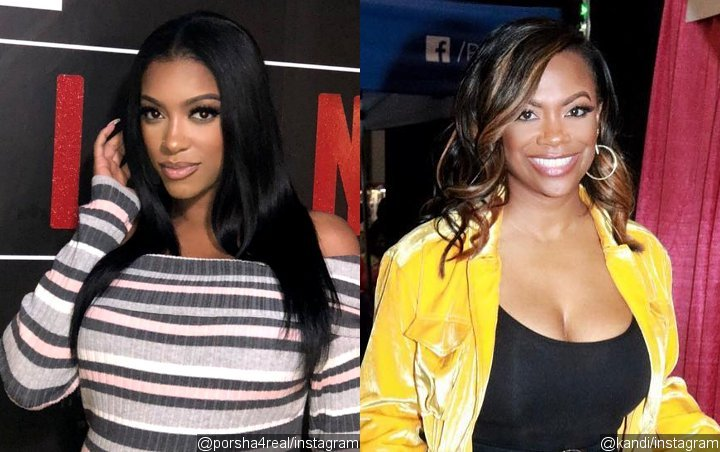 Porsha Williams Hospitalized as Kandi Burruss Fight Took a Toll on Her Health