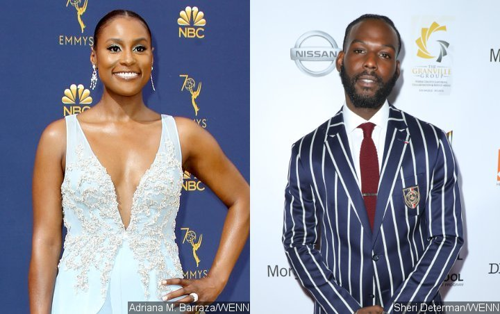 Report: Issa Rae and Kofi Siriboe Caught Being 'Romantical' in the Couch During Soho Outing