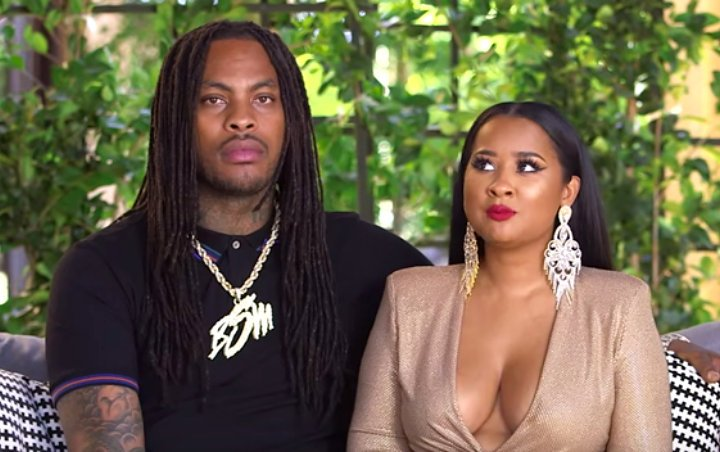 'Marriage Boot Camp': Tammy Rivera Claims She Threw Lamp at Waka Flocka Flame During Nasty Fight