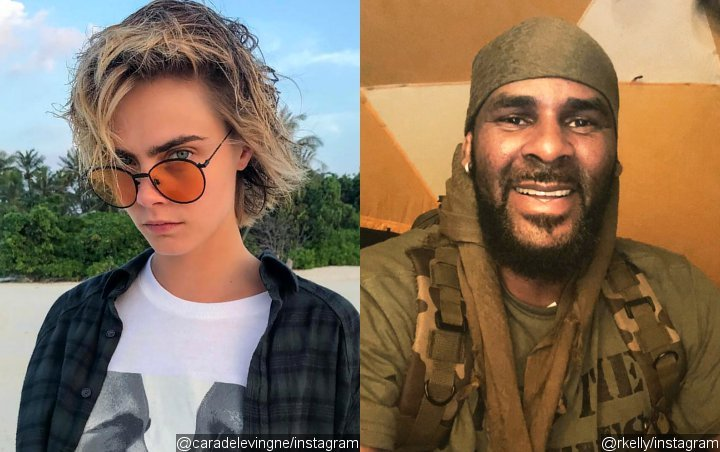 Cara Delevigne Vows to Be More Confrontational Despite Losing Fans Over R. Kelly Censure