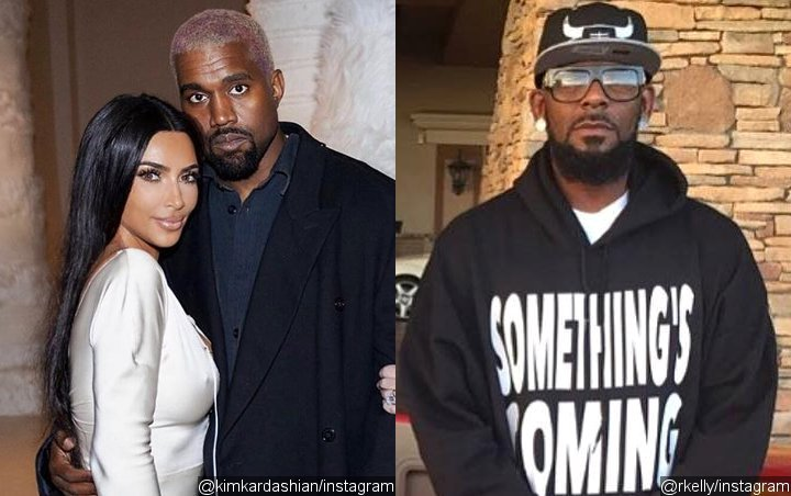Kim Kardashian Says Kanye West's Speech Is 'Taken Out of Context' Amidst R. Kelly Backlash