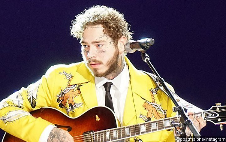 Post Malone Topples Halsey on Billboard's Hot 100 With 'Sunflower'