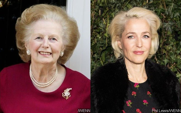 'The Crown' Season 4 Finds Margaret Thatcher in Gillian Anderson