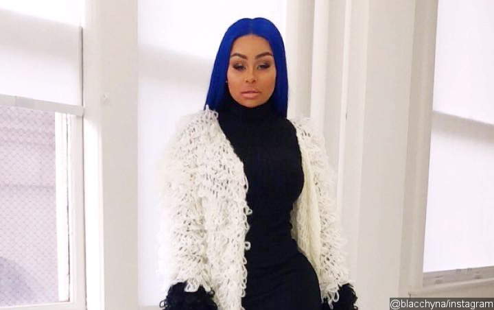 Blac Chyna Visited by Cops Over Report of Neglecting Daughter Dream While Drunk