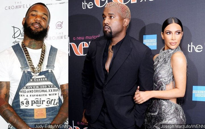 The Game Risks Kanye West Feud With New Song About Kim Kardashian Sex Session