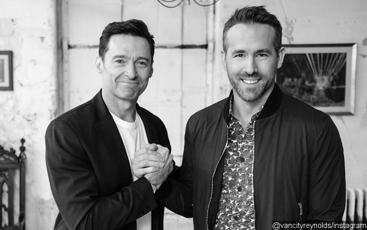 Ryan Reynolds and Hugh Jackman Bring Friendly Feud to an End With Ad Campaign Vows
