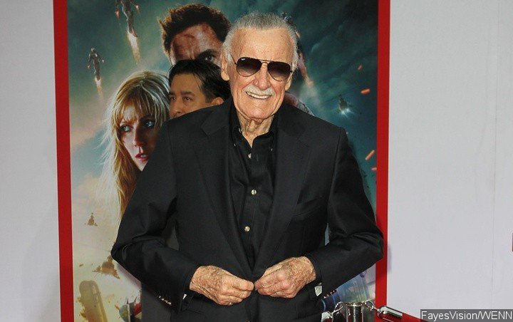 Stan Lee Posthumously Presented With Key to City of Los Angeles at Star-Studded Memorial