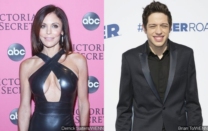Bethenny Frankel Appears to Believe Ariana Grande's Pete Davidson Big D**k Comment in NSFW Tweet