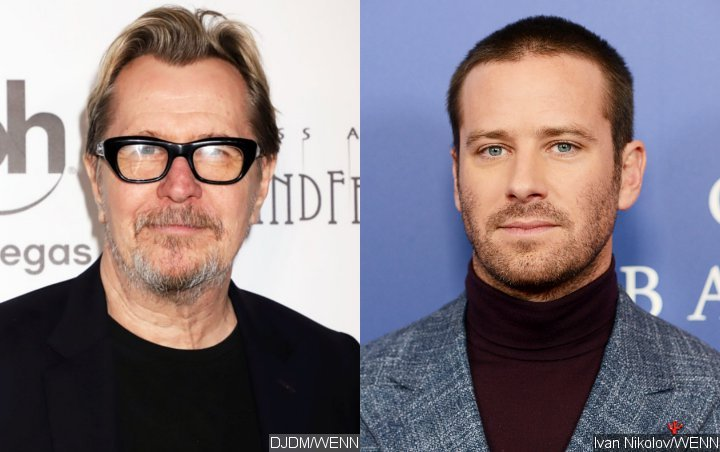 Gary Oldman and Armie Hammer Tapped to Star in 'Dreamland'