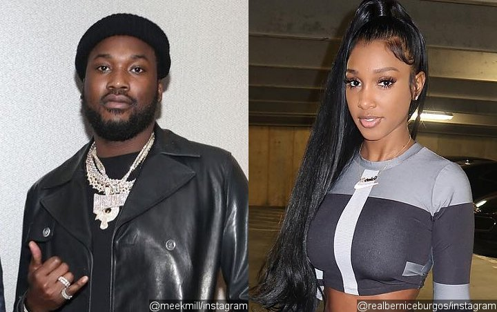 Meek Mill Hits on T.I.'s Former Side Chick Bernice Burgos With This Flirty Comment