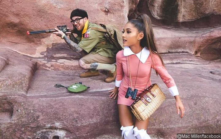 Ariana Grande Incites Fans to Speculate 'Ghostin' A Tribute for Mac Miller