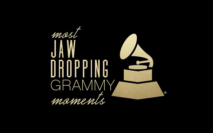 Take a Look at Most Jaw-Dropping Grammy Moments