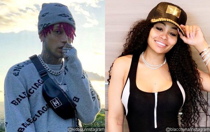 Kid Buu Appears to Throw Shade at Ex Blac Chyna, She Quickly Hits Back