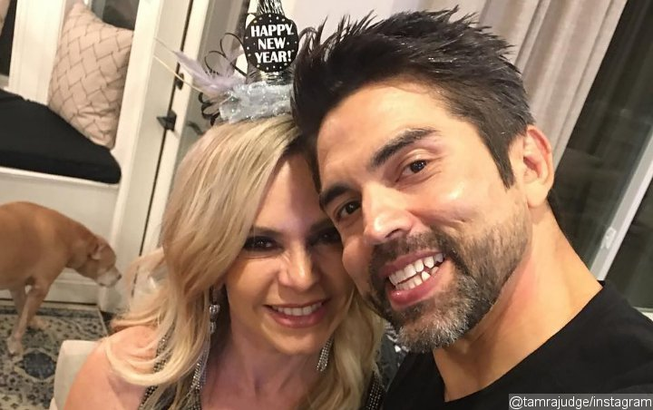 'RHOC' Star Tamra Judge Hints Husband Is Far From Doing Well Amid Health Crisis