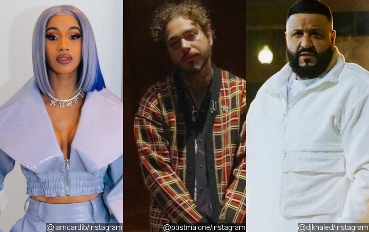 Cardi B and Post Malone Come Aboard DJ Khaled's 'Days of Summer' Cruise