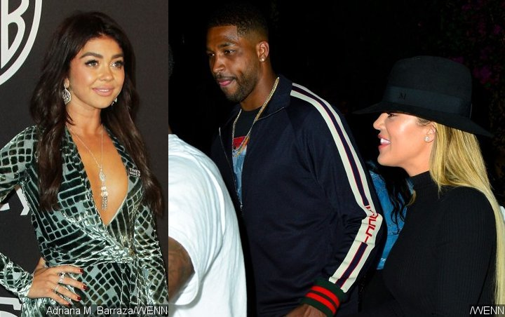 Sarah Hyland Jokes Khloe Kardashian Is 'Out of the Woods' Amid Tristan Thompson Split Rumor