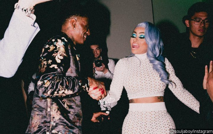 Soulja Boy Confirms Blac Chyna Split With NSFW Tweet, Apologizes Right After