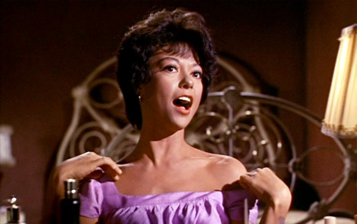 Rita Moreno Expresses Bitterness Over Being Forced to Darken Skin for 'West Side Story'