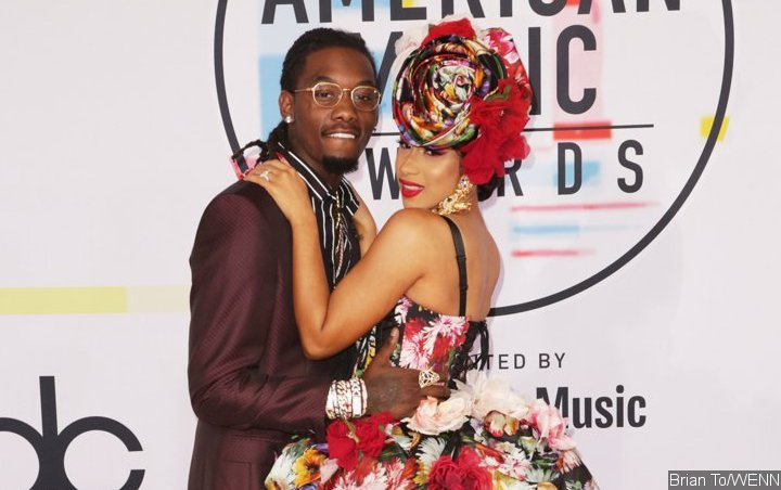 Cardi B Makes NSFW Comment About Offset's Romantic Surprise for Her