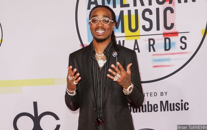 Quavo Sparks Outrage for Getting Himself a Pet Tiger