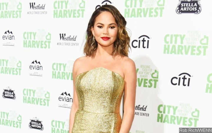 Chrissy Teigen Suffers Morning Scare After New Pet Hamster Breaks Free From Cage