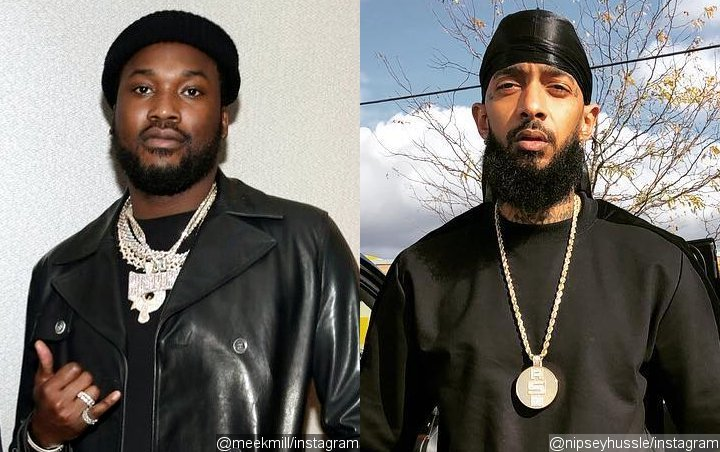 Meek Mill and Nipsey Hussle Aim to Release Joint Album in Summer