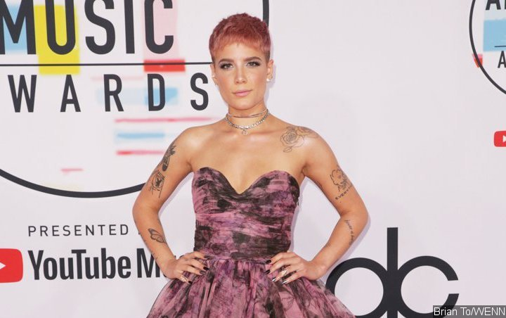 Halsey Named as Champion Honoree by Homeless Youth Organization
