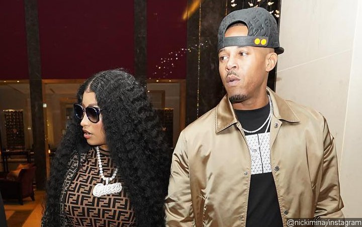 Nicki Minaj's Boyfriend Pleads Guilty to Driving on Suspended License