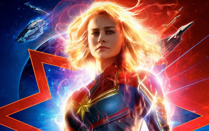 Newcomers Can't Keep Up With 'Captain Marvel' in Race at Box Office