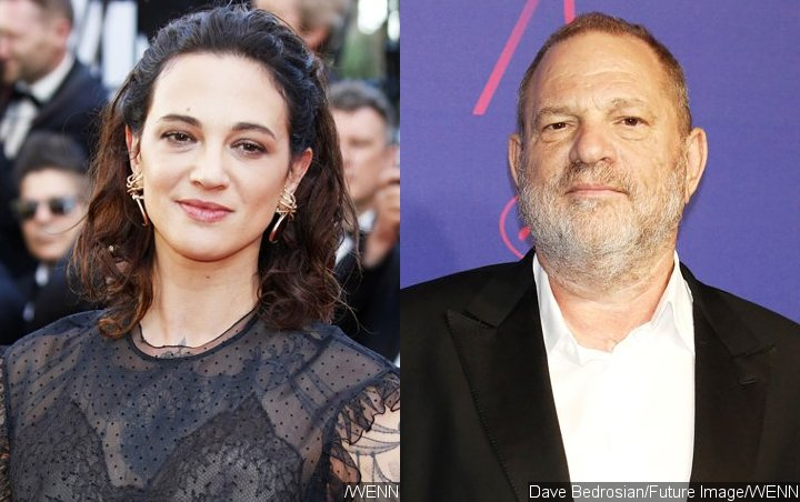Asia Argento on Going Public With Harvey Weinstein Allegations: I Wouldn't Do It Again