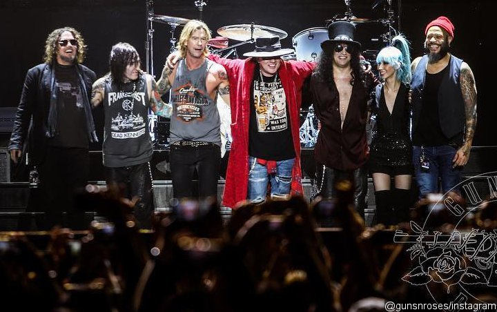 Guns N' Roses to Extend Reunion Tour by Headlining Louder Than Life Festival