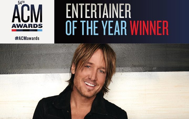 ACM Awards 2019: Keith Urban Wins Greatest Honor - See Full List of Winners