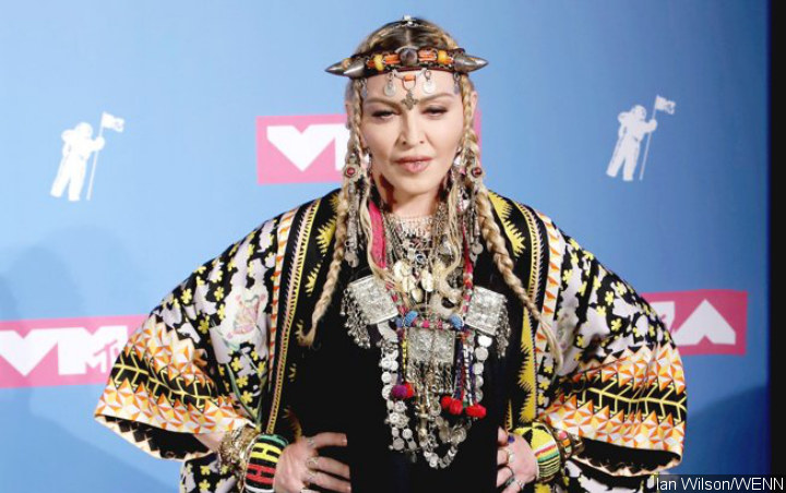 Madonna Pressed to Reconsider Plan to Perform at 2019 Eurovision Song Contest