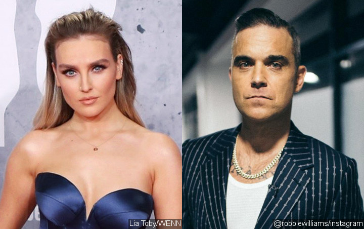 Perrie Edwards Favored to Replace Robbie Williams on U.K.'s 'The X Factor'