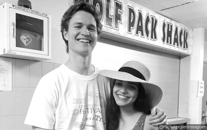 Ansel Elgort Shows Support to 'West Side Story' Co-Star at High School Musical